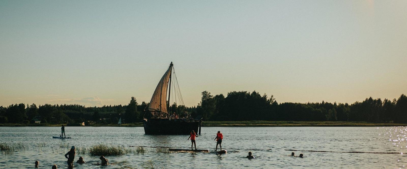 Посмотрите рыбное событие: Фестиваль внутренних вод