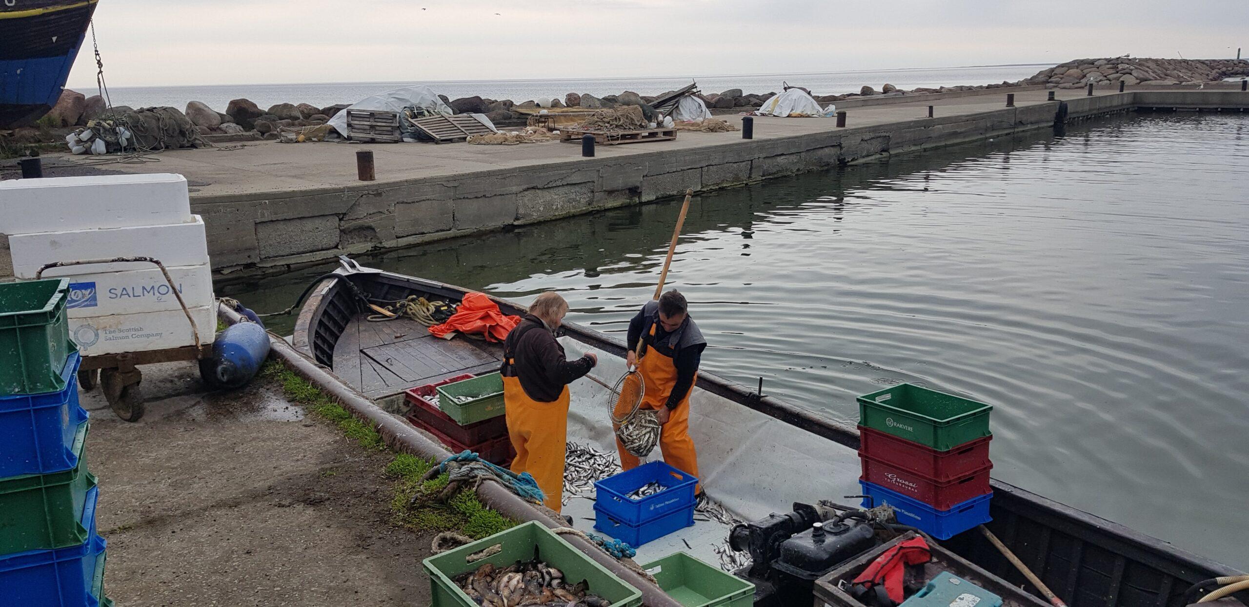 Leia oma kohalik kalamees!